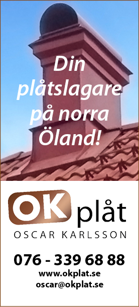 OK Plåt- Din plåtslagare på norra Öland!