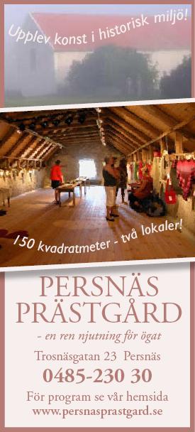 Persnäs Prästgård - Kulturcentrum i Persnäs!