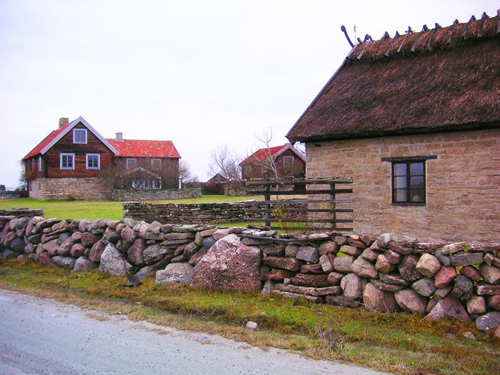 Sture Lundgrens gård i Gillberga
