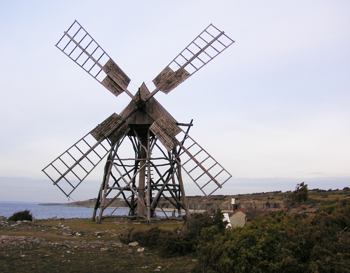 Väderskurverket vid Jordhamn