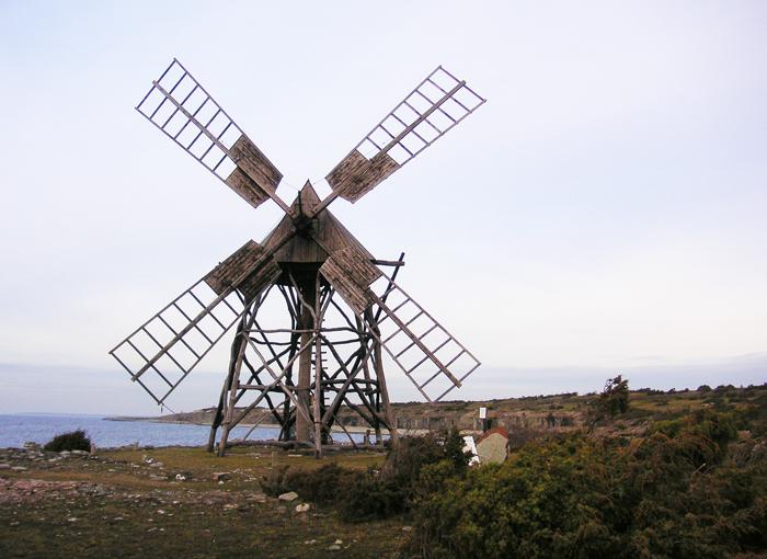 Väderskurverket i Jordhamn