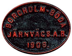 Ölands Järnväg logo