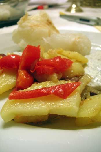 Recept på Lutfisk Bacalao