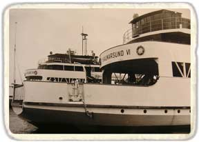 Färja Öland Kalmarsund VI